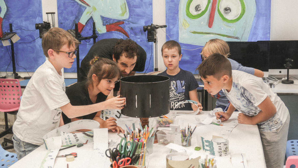 Creative Summer Say Camps for Kids